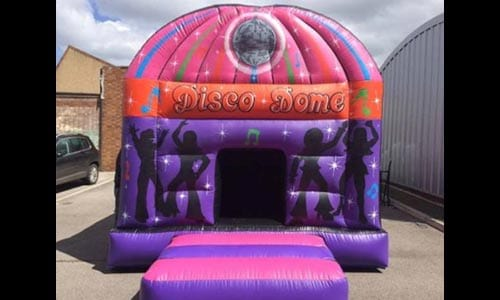 DISCO DOME WITH LIGHTS AND MUSIC SYSTEM