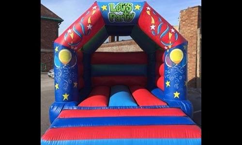 lets party castle manchester